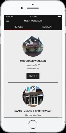 Wendeln App